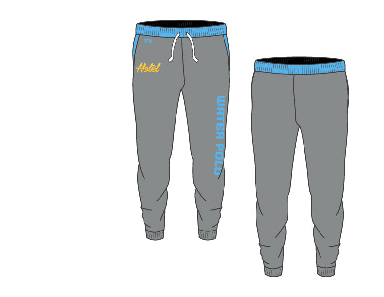 Hotel Water Polo Custom Unisex Jogger Sweatpants