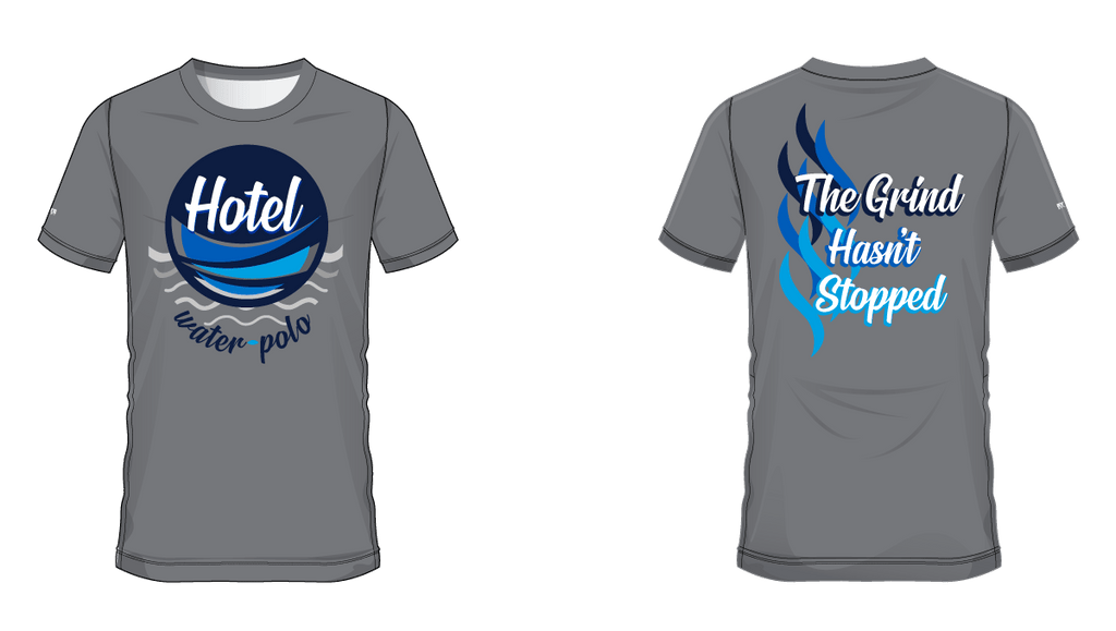 Hotel Water Polo Men's T-Shirt 2019