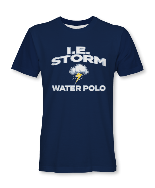 IE Storm Water Polo 2019 Custom Unisex T-Shirt
