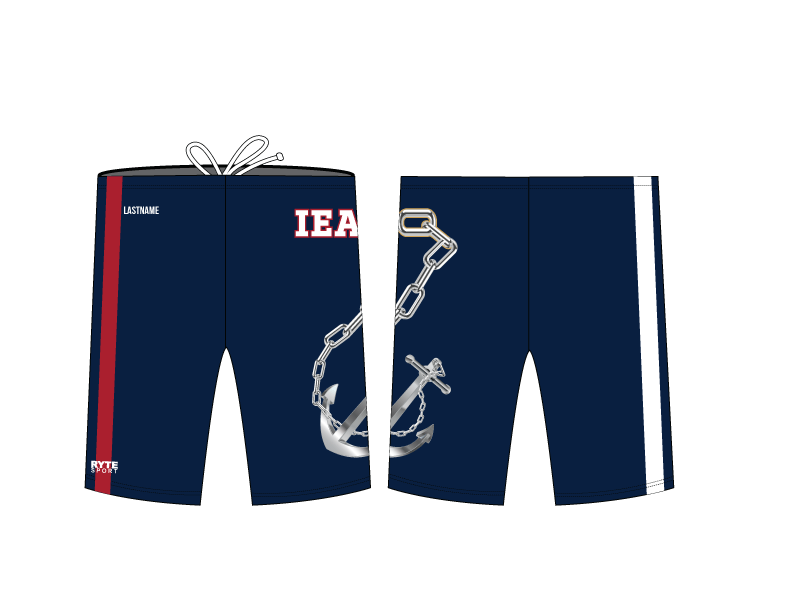 IEAQ Swim 2019 Custom Men's Jammer