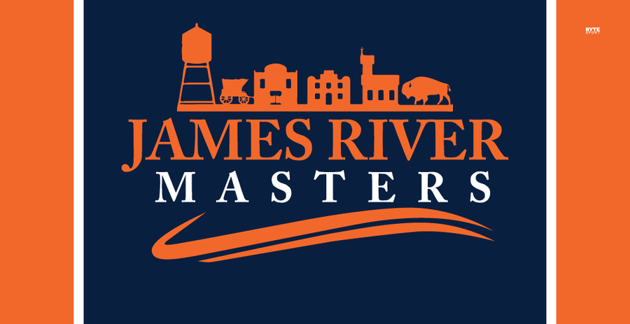 James River Masters Custom Towel - Personalized