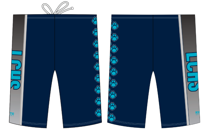 Lake City High School Custom Men's Jammer