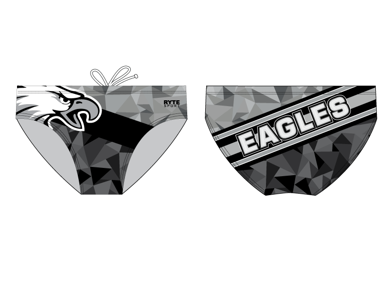 Juarez Men's Swim & Water Polo Brief