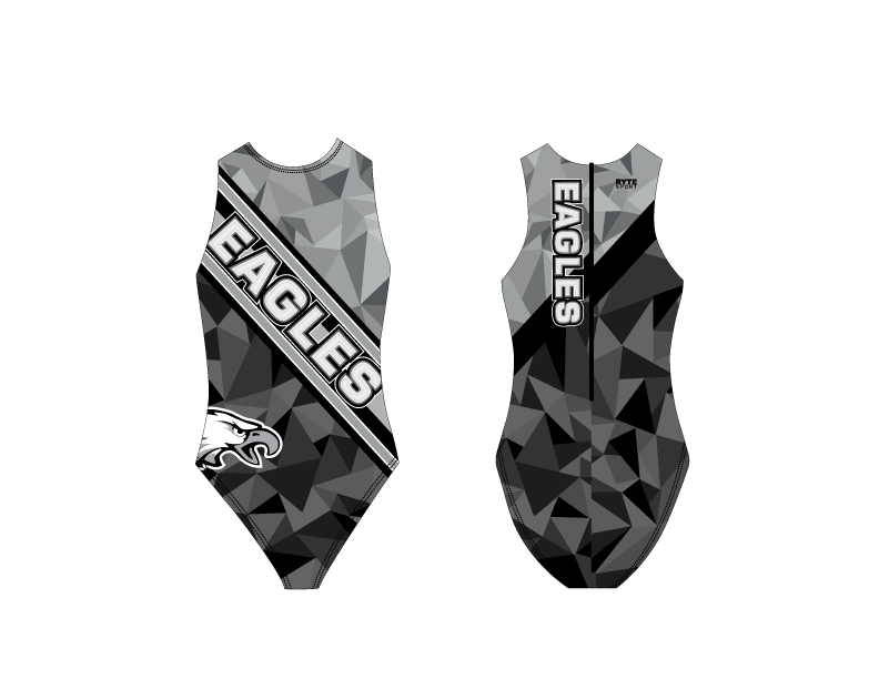 Juarez Women's Water Polo Suit
