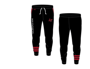 Lake Travis High School Swim Team Custom Unisex Jogger Sweatpants