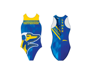Lyman High School 2021 Custom Women's Water Polo Suit
