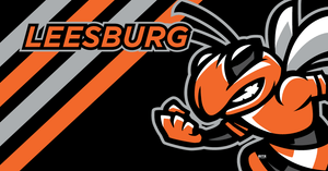 Leesburg High School Swim 2019 Custom Towel - Personalized
