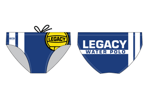 Legacy Water Polo Custom Men's Swim & Water Polo Brief