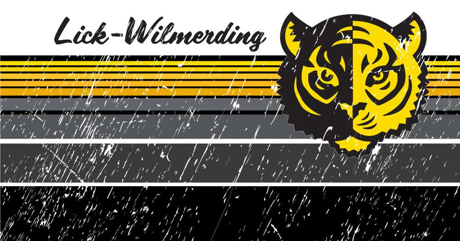 Lick-Wilmerding High School Water Polo Custom Towel