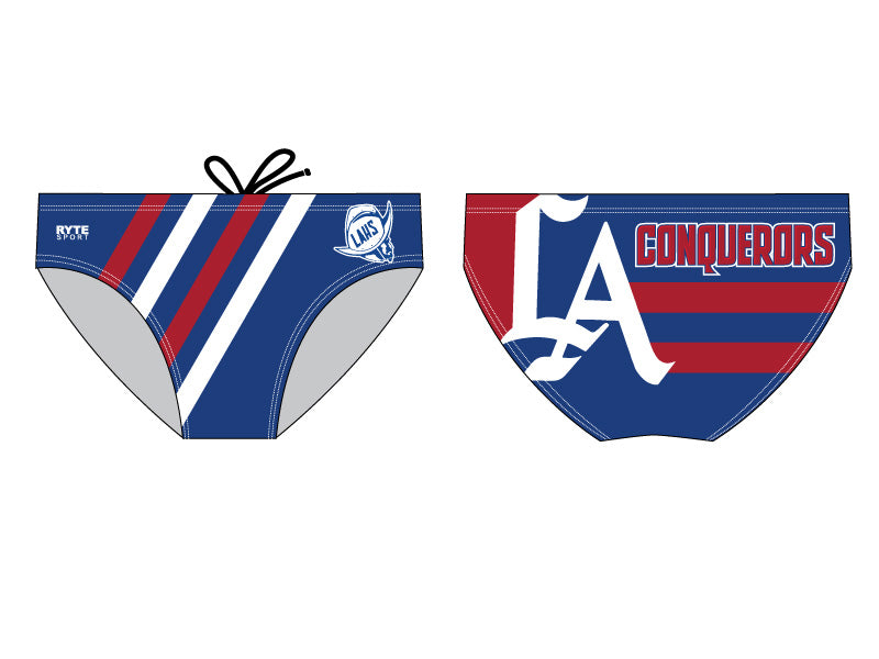 Los Altos High School Swim Brief