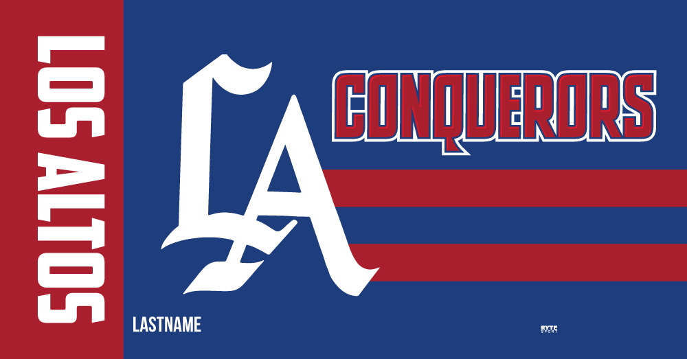 Los Altos High School Towel 2019