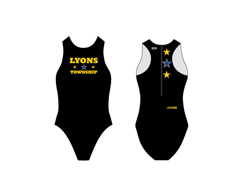 Lyons Township Women's Water Polo Suit