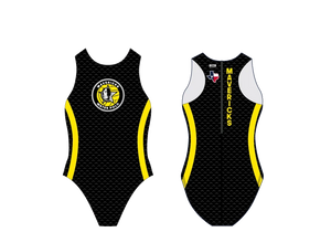 Mavericks Water Polo Club Custom Women's Water Polo Suit