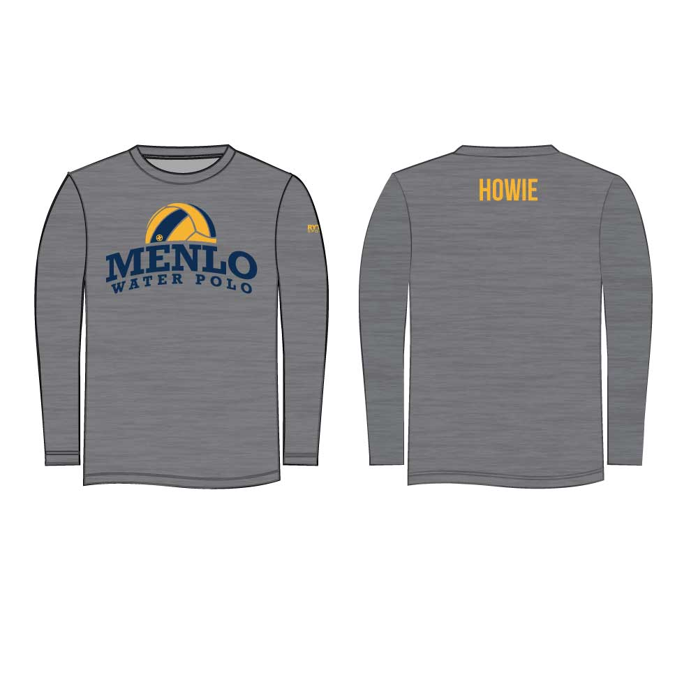 Menlo School Girls Water Polo Game Day Unisex Long Sleeve Jersey