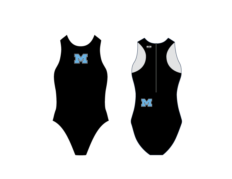 Monache Water Polo Club Custom Women's Water Polo Suit