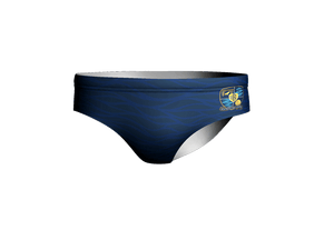 Monterey Bay United Water Polo Club Custom Water Polo Brief