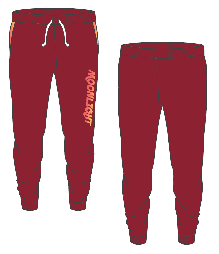 Moonlight Beach Water Polo Club Custom Unisex Jogger
