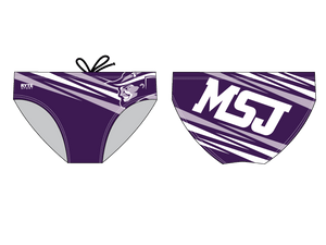 Mt St Joseph Swim Team Custom Men's Swim Brief