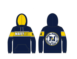 Naval Academy Aquatics Club Custom Unisex Hooded Sweatshirt