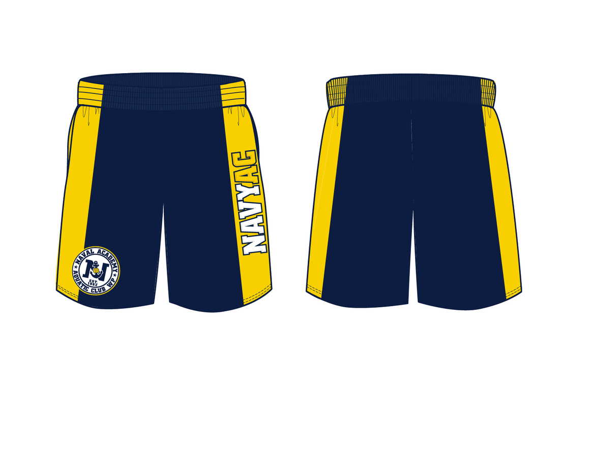 Naval Academy Aquatics Club Custom Men's/Boy's Short