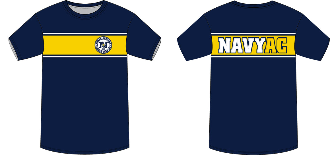 Naval Academy Aquatics Club Men's T-Shirt