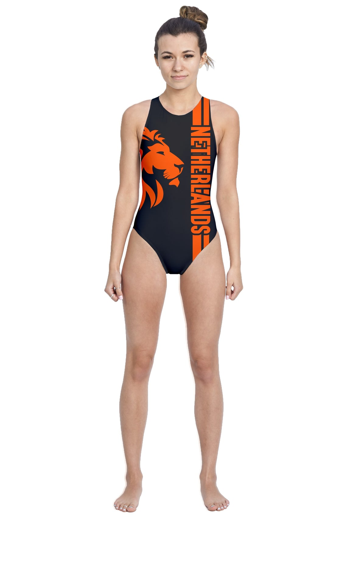 Netherlands Women's Water Polo Suit