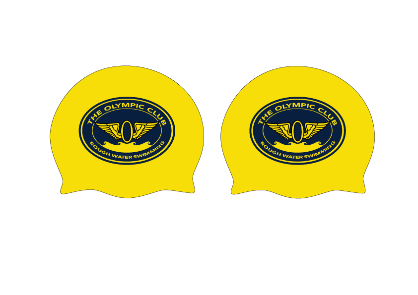 Olympic Club Rough Water Custom Silicone Cap