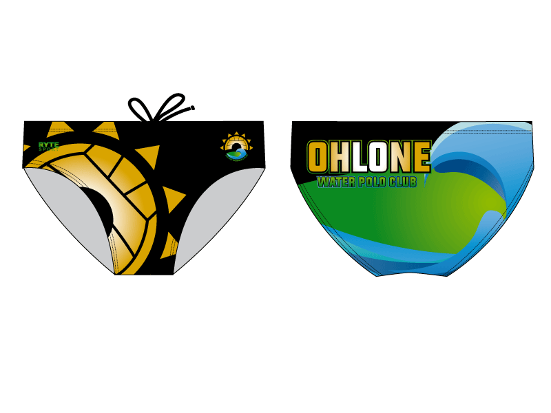 Ohlone Water Polo Brief