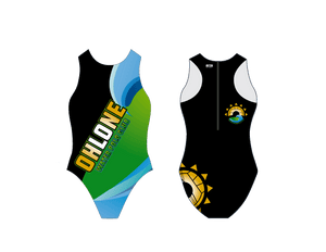 Ohlone Women's Water Polo Suit