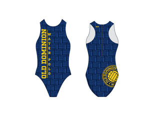 Old Dominion Water Polo 2019 Custom Women's Water Polo Suit