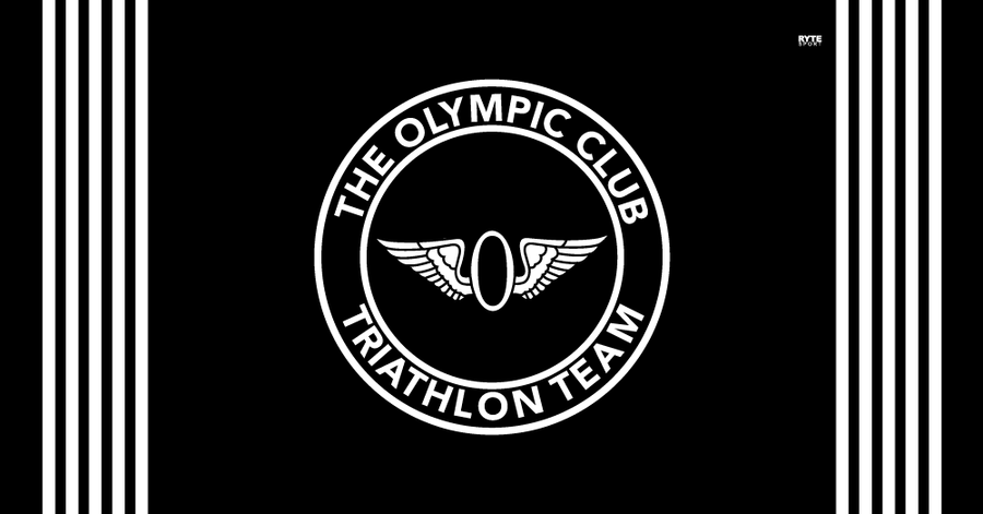 Olympic Club Triathlon Team Towel