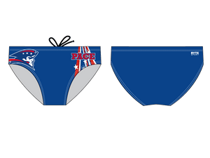 Pace High School Swim 2020 Custom Men's Swim Brief