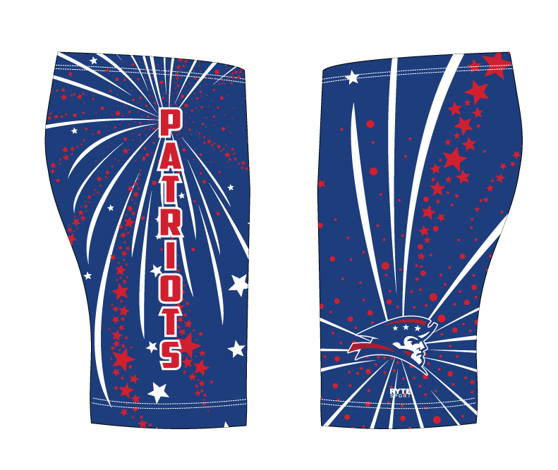 Pace High School Swim 2019 Custom Men's Jammer