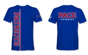 Pace High School Swim 2019 Custom Unisex T-Shirt
