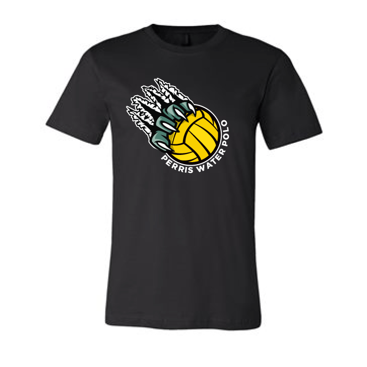 Perris High School Water Polo 2019 Custom Men's T-Shirt