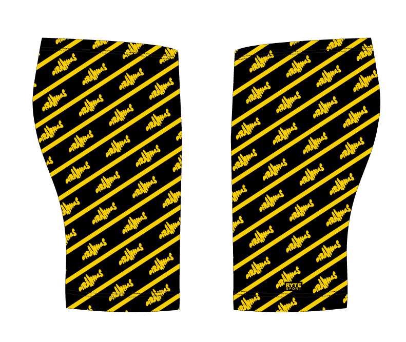Waverly Piranhas Swim 2019 Custom Men's Jammer