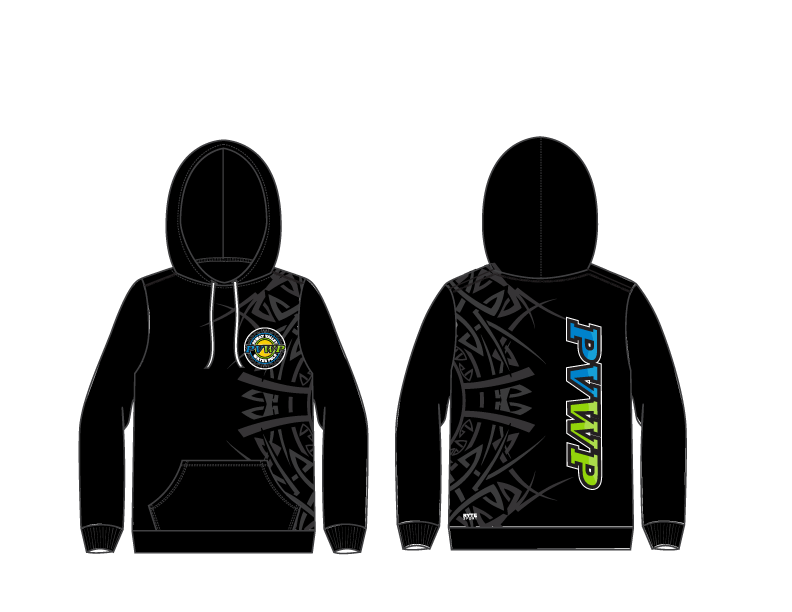 Poway Valley Water Polo Custom Unisex Hooded Sweatshirt