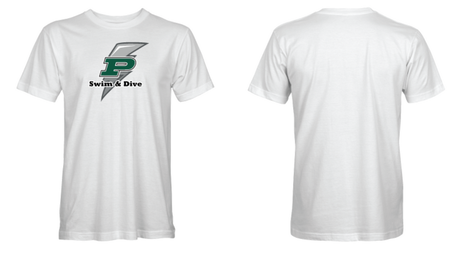 Poway High School 2019 Swim and Dive Team Unisex T-Shirt