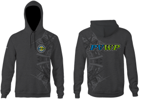 Poway Valley Water Polo Club Heathered Hooded Sweatshirt - Personalized