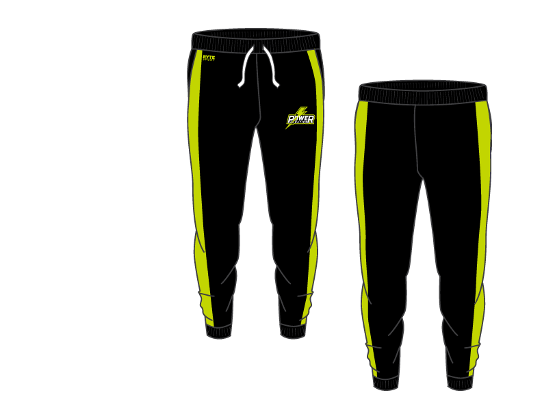 Power Aquatics Water Polo Adult Unisex Jogger Sweatpants