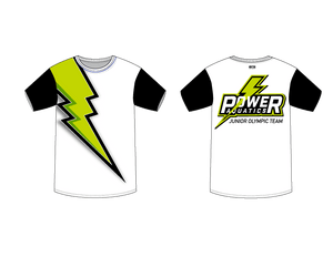 Power Aquatics 2018 Junior Olympics Custom Men's/Boy's T-Shirt