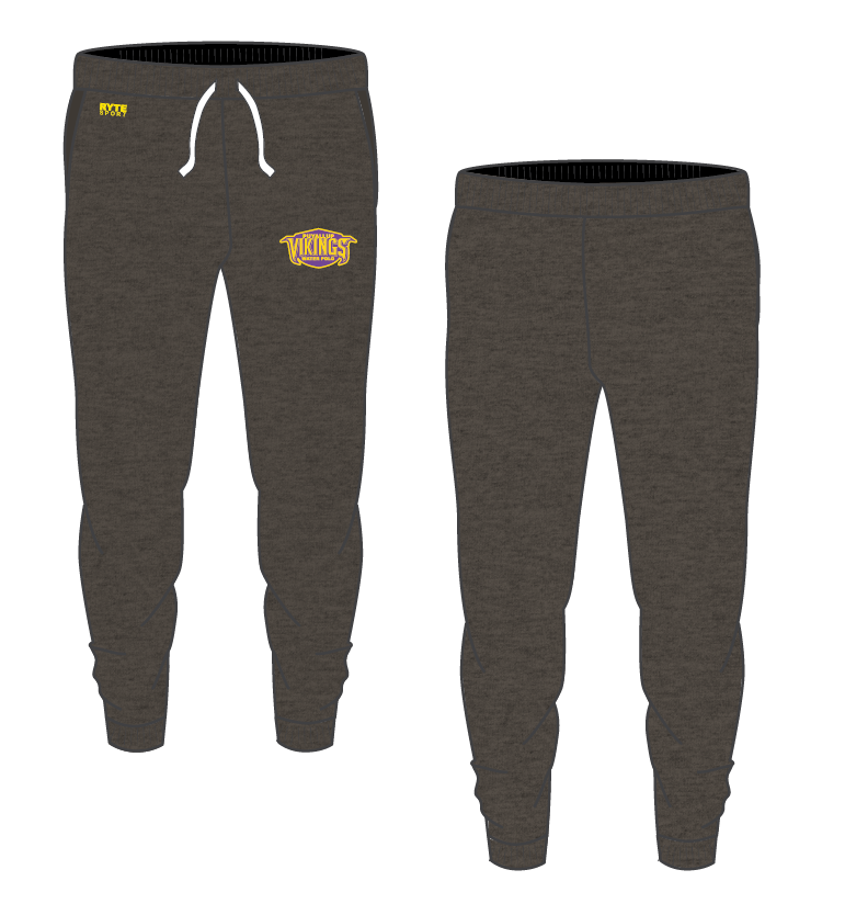 Puyallup High School Water Polo 2019 Heathered Charcoal Unisex Jogger Sweatpants