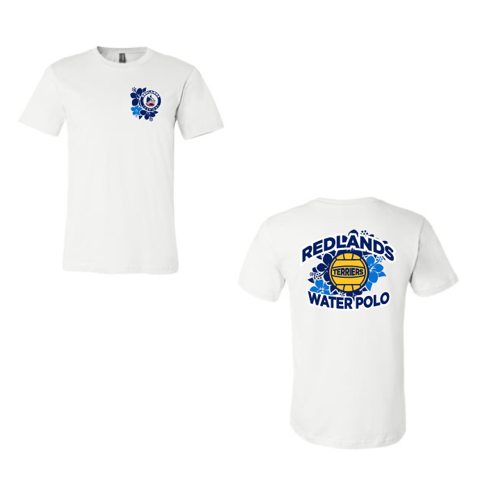 Redlands Girls Water Polo Unisex Tee 2019 Option