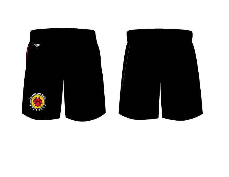 Redlands East Valley High School Water Polo 2019 Custom Men's Gym Short