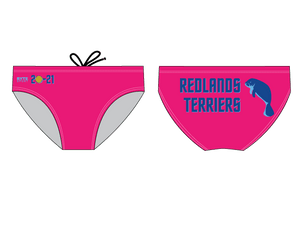 Redlands High School Custom Men's Water Polo Brief