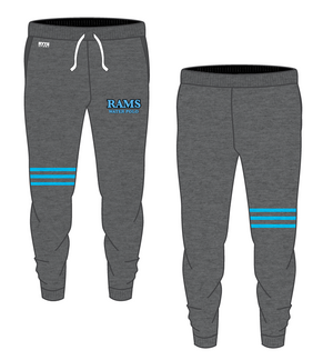 Roger High School Water Polo 2019 Heather Unisex Jogger Sweatpants