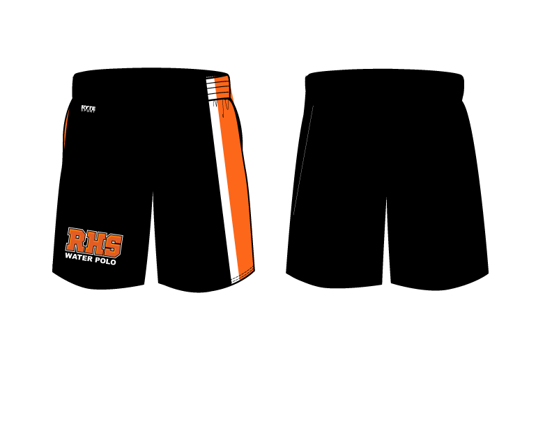 Roseville High School Boys Water Polo Custom Gym Short
