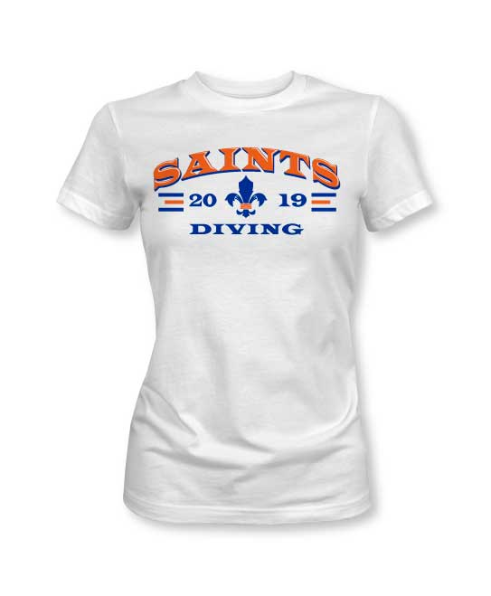 Santa Teresa Women's Dive Short Sleeve T-Shirt 2019