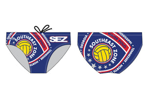 Southeast Zone Water Polo Brief