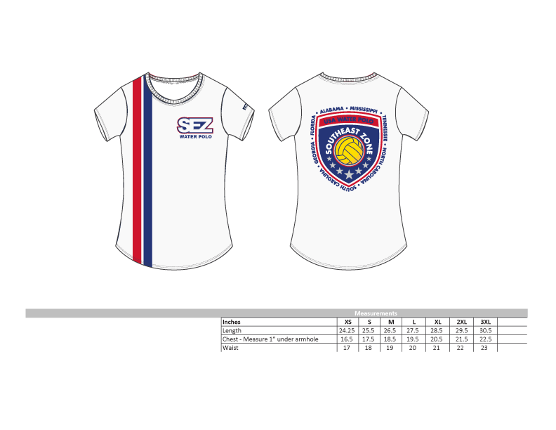 Southeast Zone Women's T-Shirt
